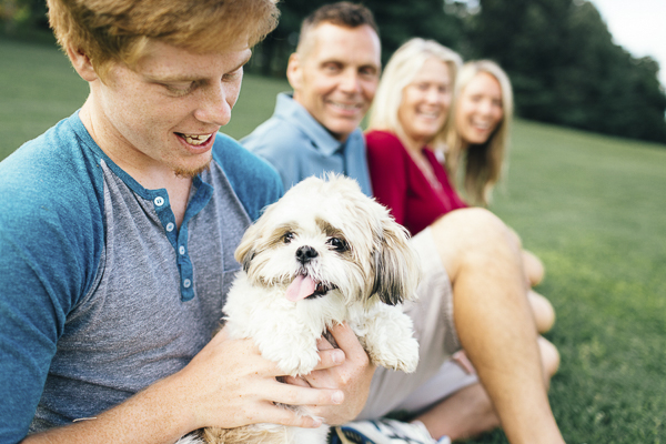 © Erin Morrison Photography | Maltese Shih Tzu, on location pet/family portraits