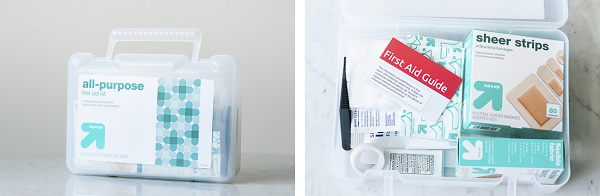 © Alice G Patterson Photography | All Purpose First Aid Kit From Target