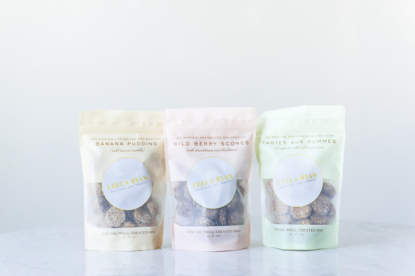 Giveaway: Leela Ryan Organic Dog Biscuits