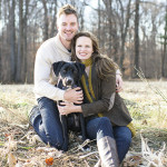 Rachel Harrod-engagement photos with dog-1 (1)