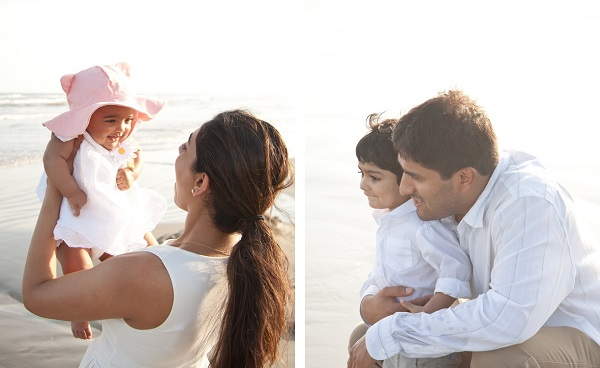© Degrees North Imagess | family beach photography session