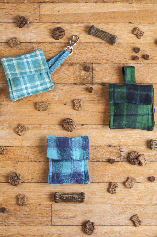The Daily Dog Tag- DIY-fabric-treat-bags-for-dogs, © Alice G Patterson Photography