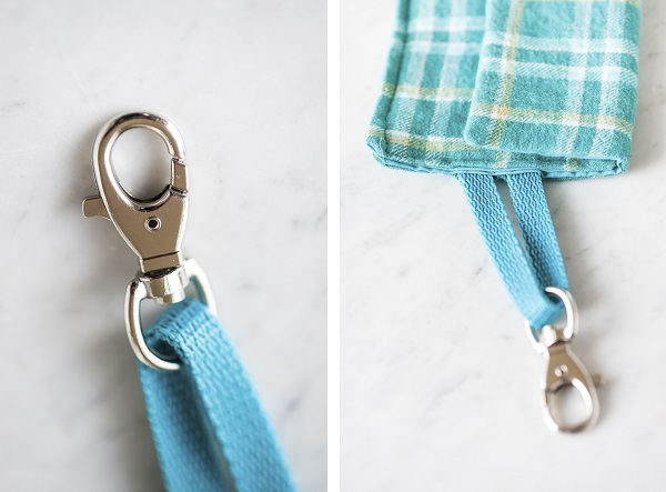 Daily Dog Tag |treat bags for on the go dogs and their humans, © Alice G Patterson Photography treat bag with clip