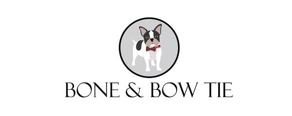 Bone & Bow Tie Logo 1