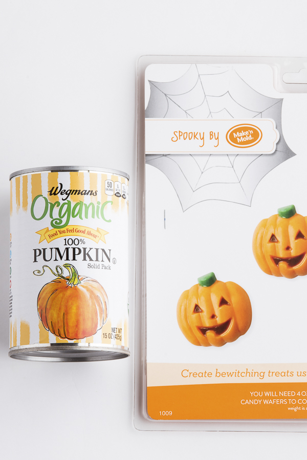 pumpkin-treats-for-dogs, Organic pumpkin, treat molds