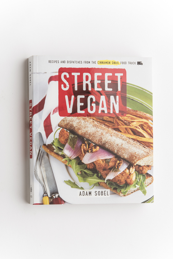 street vegan recipe book