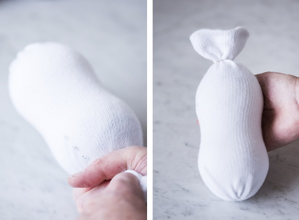sock toy for dogs