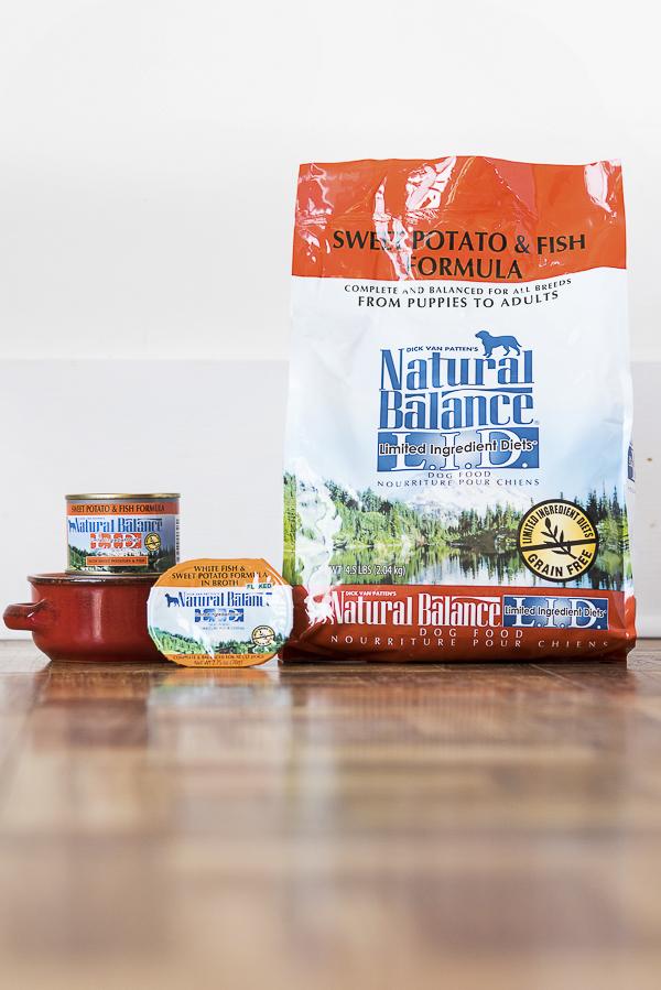 Daily Dog Tag - Natural Balance Dog Food
