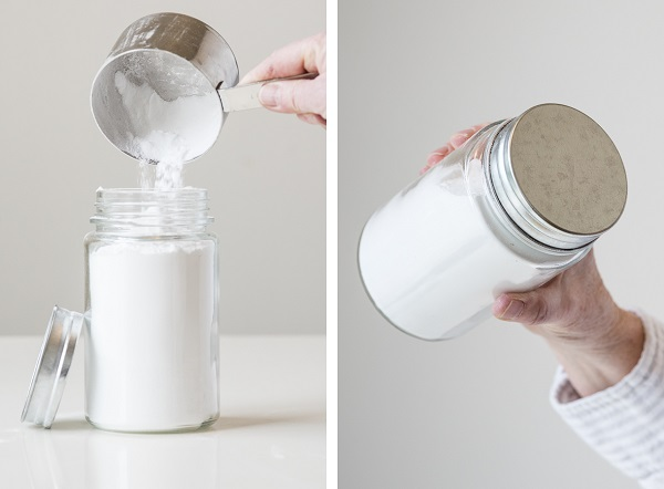 Easy DIY scouring powder, eco-friendly cleaning tips