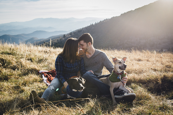 mixed breeds, humans, Roan Mountain photography