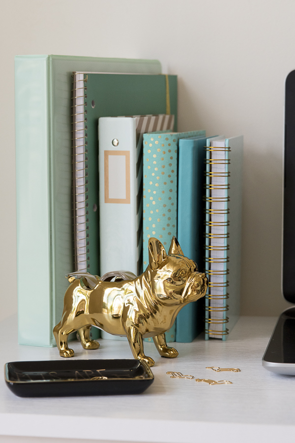 dog lover desk accessories