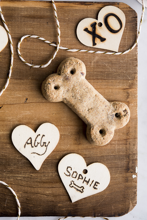 DIY Valentine's Day Tags + Vita Bone Giveaway
