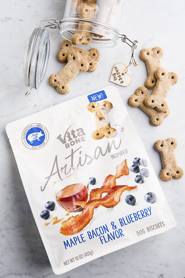 Vita Bone Dog Treats, Valentine Gift tags, dog treat review   ©Alice G Patterson Photography –  Daily Dog Tag