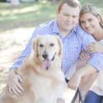 Engaging Tails:  Madison the Golden Retriever