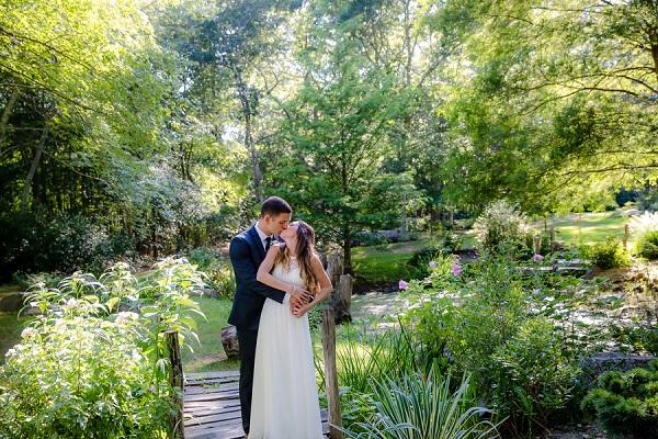 beautiful dog friendly wedding venue, Peconic Herb Farm