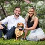 Engaging Tails:  Nikko the Beagle Mix