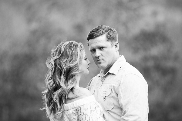 romantic Engagement portraits, ©Meghan Rolfe Photography