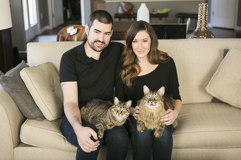 cats and their humans, lifestyle cat photography, ©Mandy Whitley Photography   lifestyle pet photography