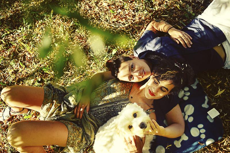 creative engagement photography ideas, ©Martina Campola Photography | engagement photos with small dog, Alessandria, Italy