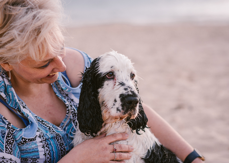 bond between humans and dogs, ©Bitsa Bernard Photography | Soulmates Project, Adelaide, lifestyle dog photography