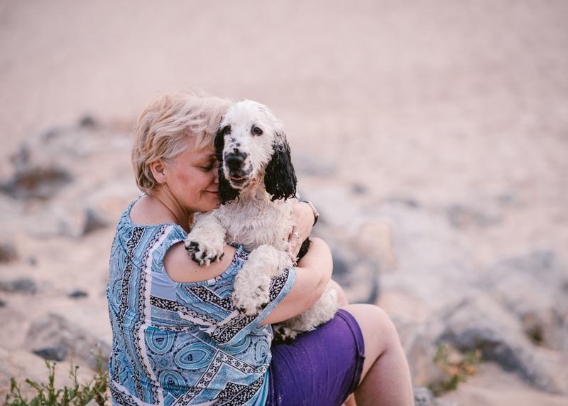 bond between woman and dog, soulmates, ©Bitsa Bernard Photography | Adelaide, lifestyle dog photography