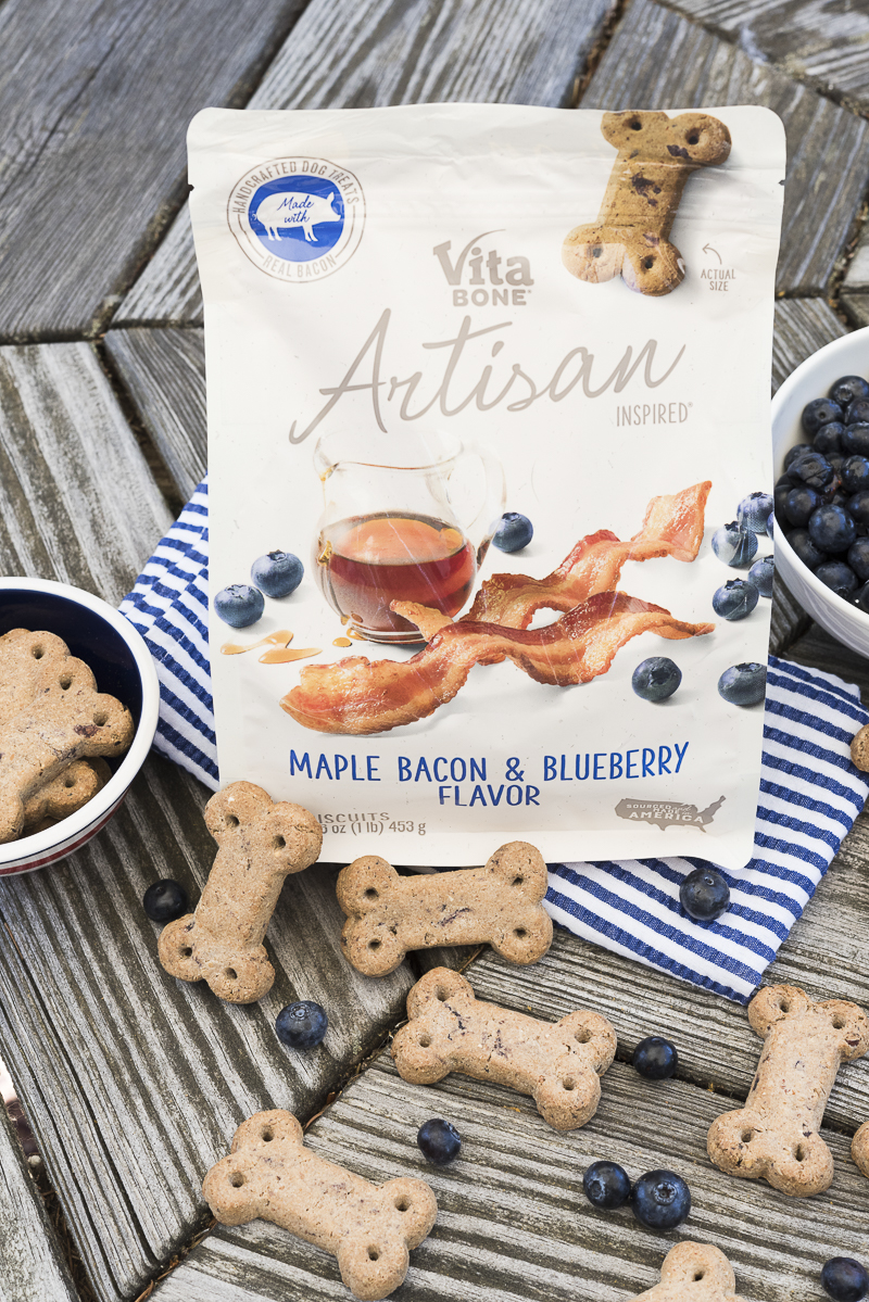 Vita Bone Dog Biscuits, dog treats made in the USA ©Alice G Patterson Photography