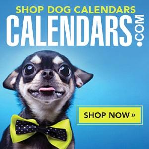 Shop Dog Calendars