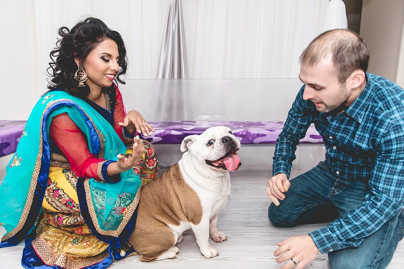 ©Mohaimen Kazi Photography | dog friendly Henna Party