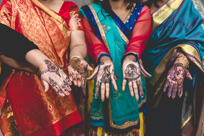 Henna Party | ©Mohaimen Kazi Photography | DC wedding and engagement photography