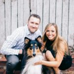 Engaging Tails:  Champ the Rough Collie