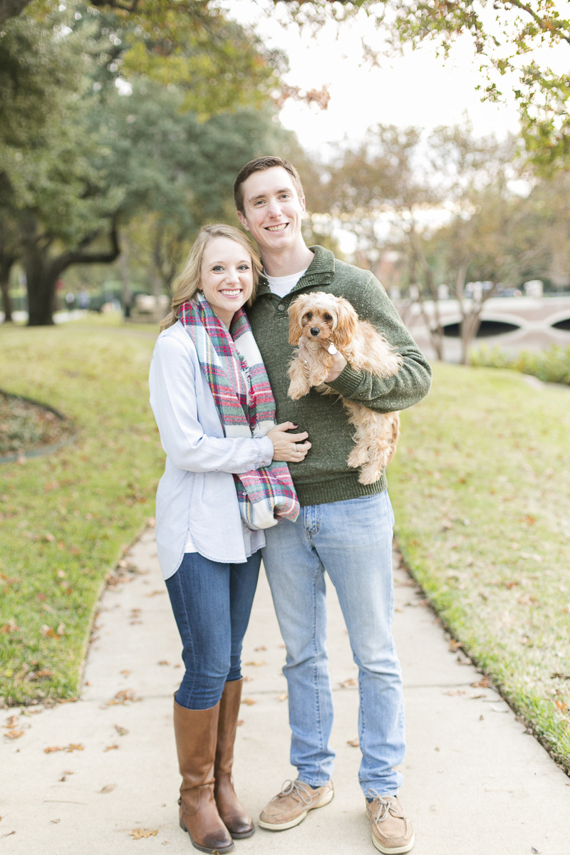 fall family photos with dog, Cavapoo, ©Abbie Mae Photography Dallas, TX , lifestyle photography