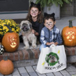 Happy Howl-O-Ween From Noble Friends