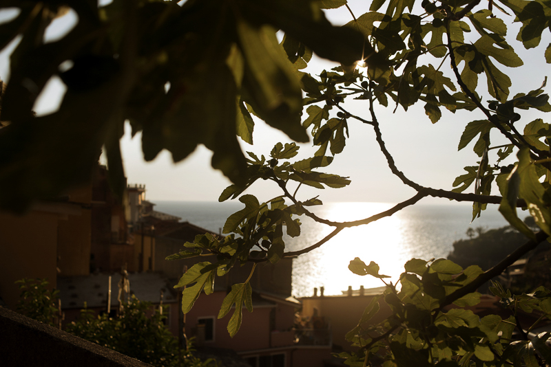 ©Martina Campolo Photography | town overlooking the sea,