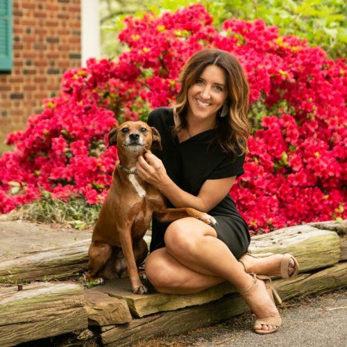 Happy Tails:  Reba the Mixed Breed in Nashville