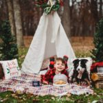 Delirament Designs | cute Christmas ideas for dogs and kids photos