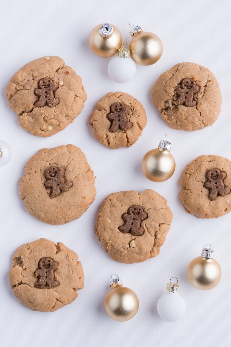 peanut butter cookies for dogs, gift idea for dogs, Daily Dog Tag | Alice G Patterson Photography