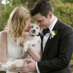 Best (Wedding) Dog: Cooper the Little White Dog