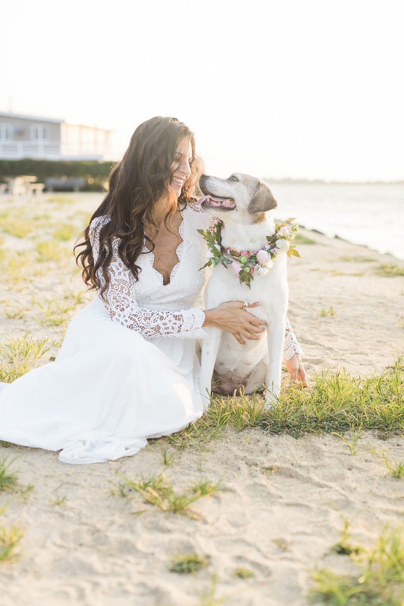 ©Kelly Sea Images | NJ lifestyle dog and portrait photography, love between woman and dog