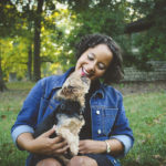 Happy Tails:  Mia the Yorkie in St. Louis