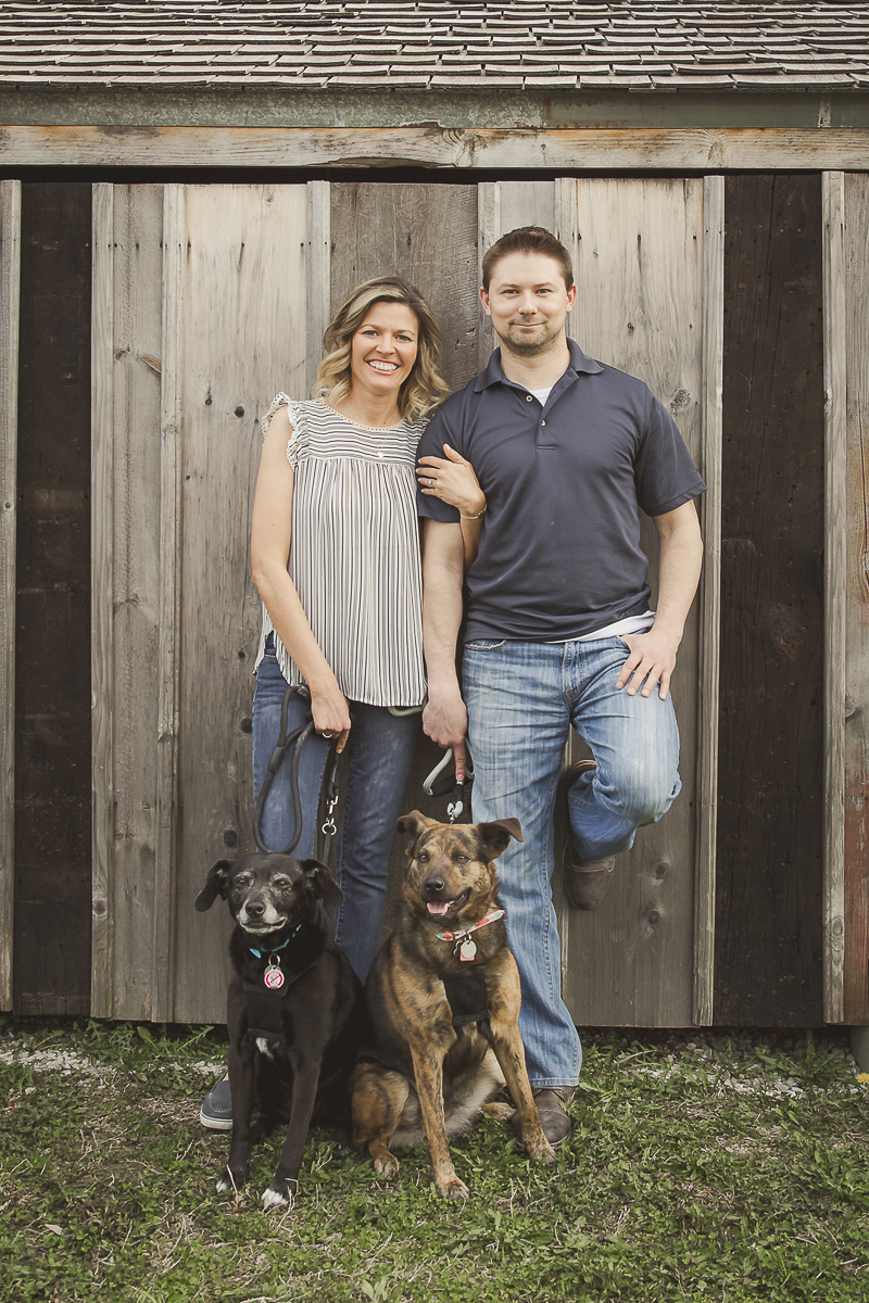 ideas for family photos with dogs, ©Irish Eyes Photography
