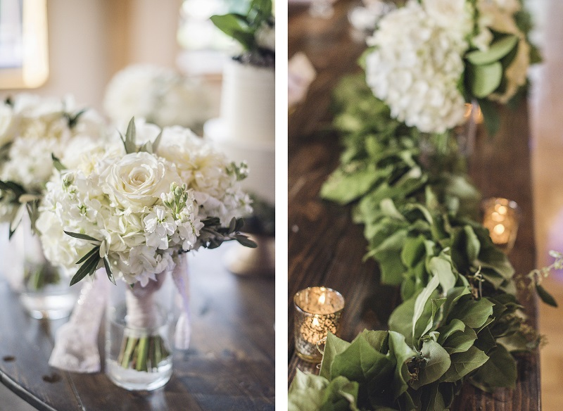 floral arrangements for dog-friendly wedding, Wild Hill Flowers & Events, © epagaFOTO