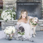 Best (Wedding) Dogs:  Scout and Leyna