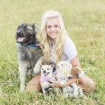 Happy Tails: Chika, Daisy, Zeus, & Zoey