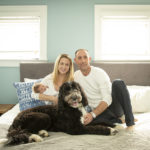Happy Tails:  Dog-friendly In-Home Newborn Photography