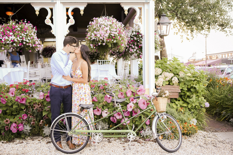 bicycle built for two, ©Idalia Photography | Beach Haven, New Jersey