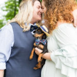 Best (Wedding) Dogs: Zoe & Kerwin In Columbia, SC