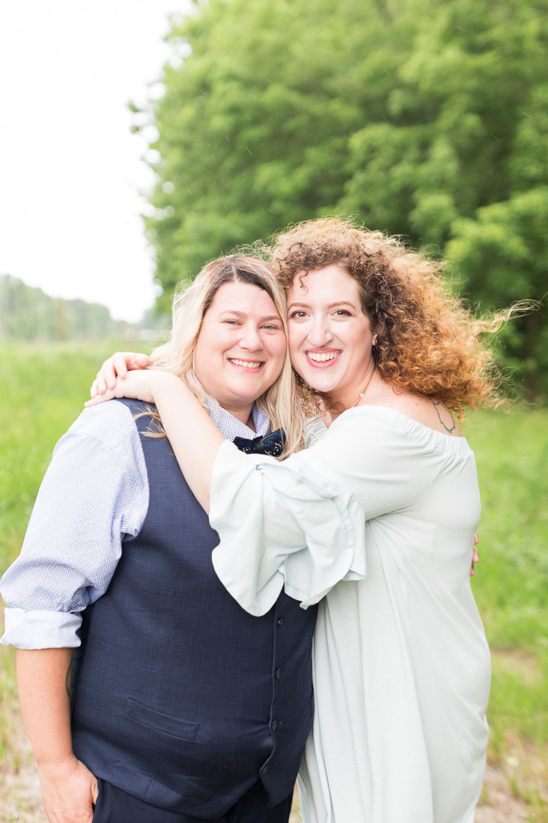 LGBTQ wedding photography, Columbia, SC | ©Jessica Hunt Photography