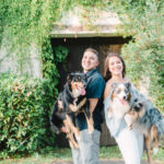 Happy Tails:  Koda Bear & Thea the Australian Shepherds