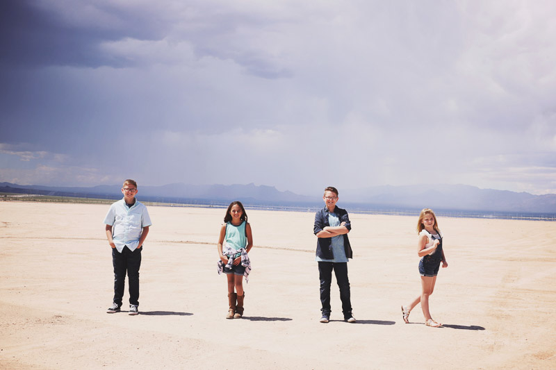 desert family photos, Nevada, ©Sarah Jay Photography