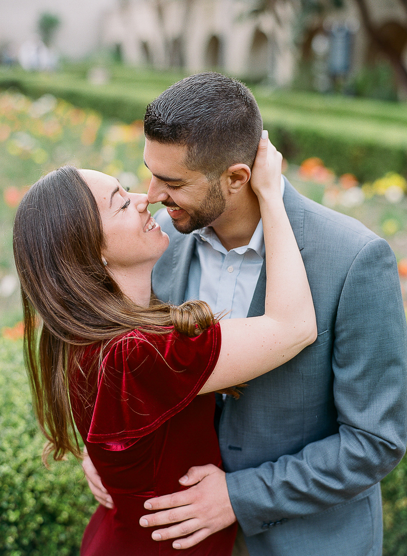 San Diego engagement photos | ©The Ganeys